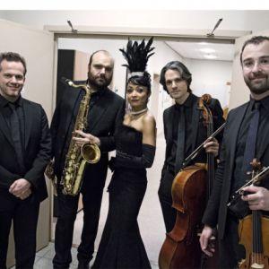 Ensemble Contraste, Magali Leger, Soprano
