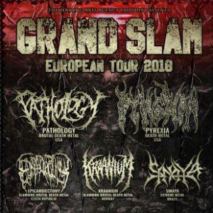 Grand Slam E.U Tour @ Gibus Live - PARIS