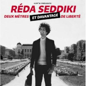 Réda Seddiki : Deux Mètres Et Davantage De Liberté