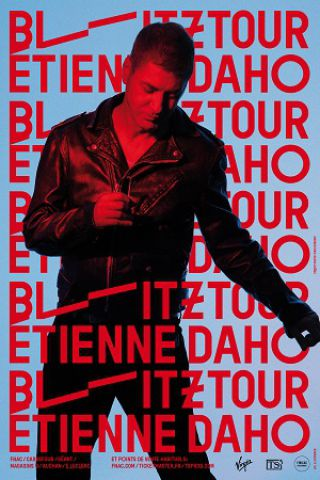 Concert ETIENNE DAHO à Annecy @ Arcadium - Billets & Places