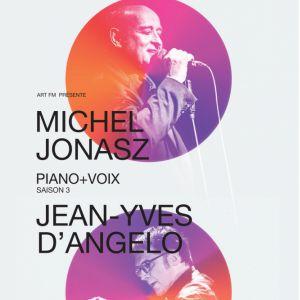 "Michel Jonasz ""Piano + Voix"""