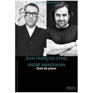 Jean-Francois Zygel / André Manoukian