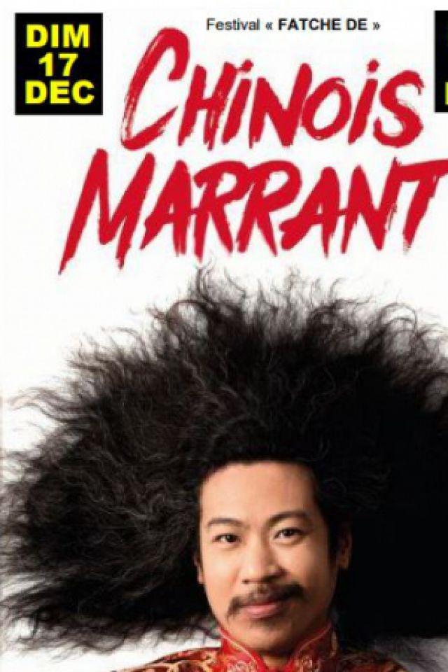 """Bun Hay Mean """"Chinois Marrant"""" - Festival « Fatche De… » @ Palais des Congrès Parc Chanot - Marseille"""