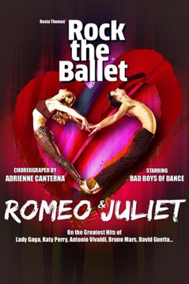 ROMEO & JULIET by ROCK THE BALLET @ Le Corum - Salle Berlioz - MONTPELLIER