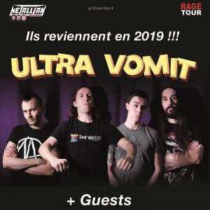 Ultra Vomit + 1 Ere Partie