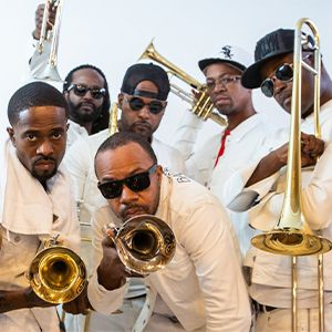 Hypnotic Brass Ensemble + Selecter The Punisher
