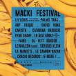 MACKI MUSIC FESTIVAL - JOUR 1 - LAST CHANCE