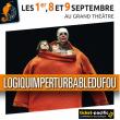 Théâtre LOGIQUIMPERTURBABLEDUFOU