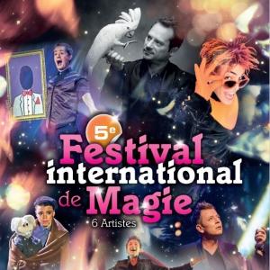 5ème FESTIVAL INTERNATIONAL DE MAGIE @ Casino Théâtre Barrière Toulouse - Toulouse