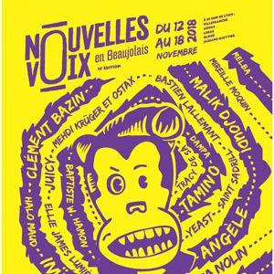 JUICY / FLECHE LOVE / ANGELE @ Théâtre de Villefranche - VILLEFRANCHE SUR SAÔNE