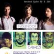 Concert SOUTIEN À SOLIDAILE : INGLENOOK / CABADZI à Paris @ Les Trois Baudets - Billets & Places