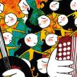 Concert LE P'TIT BAL DU TIRE-LAINE à ILLKIRCH GRAFFENSTADEN @ Magic Mirrors - Billets & Places