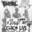 Soirée Full Of Hell + The Body à PARIS @ Gibus Live - Billets & Places