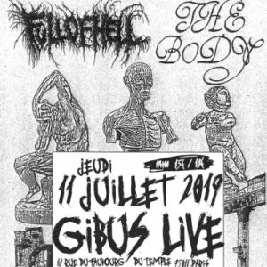 Full Of Hell + The Body