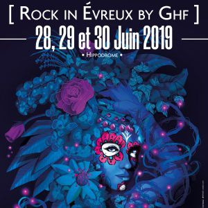 Rock In Evreux By Ghf 2019