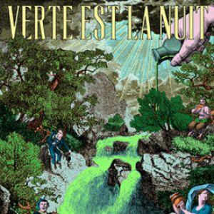 Verte Est La Nuit #5 Avec Cannibale