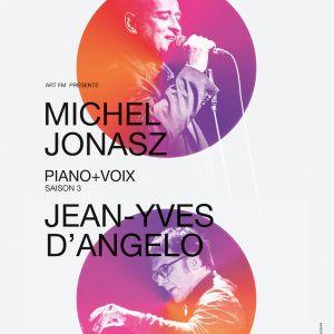 Michel Jonasz Et Jean-Yves D'angelo
