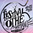 FESTIVAL EN OTHE Soirée du vendredi 19 juillet 2019 à AIX EN OTHE @ Parc des Fontaines - Billets & Places