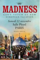 Billets MADNESS - Salle Pleyel