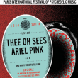 Concert PARIS PSYCH FEST 2018 - PASS 1 JOUR MARDI @ La Cigale - Billets & Places