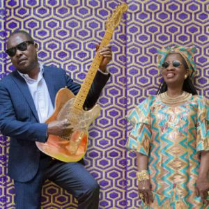 Amadou & Mariam @ Le POC - ALFORTVILLE