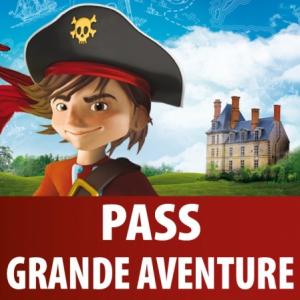 PASS GRANDE AVENTURE PERIODE BLEUE @ Château des Aventuriers - AVRILLÉ