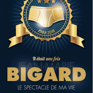 Spectacle IL ETAIT UNE FOIS JEAN MARIE BIGARD