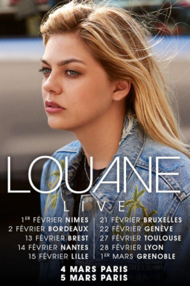 LOUANE @ L'AERONEF - LILLE