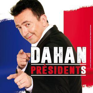 Gérald Dahan - Présidents