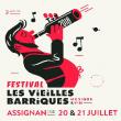 Festival Les Vieilles Barriques Pass 2 jours