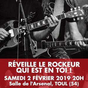 Reveille Le Rockeur Qui Est En Toi : Les Tambours Du Bronx