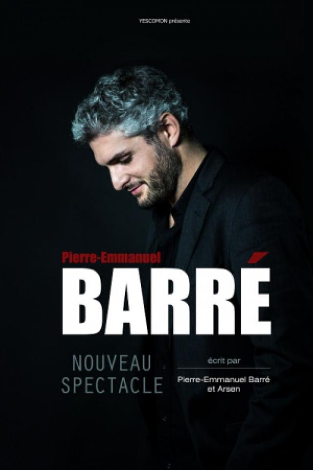 Pierre Emmanuel Barré @ L'Européen - Paris