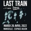 Concert LAST TRAIN + JOHNNIE CARWASH + PARADE à Marseille @ Espace Julien - Billets & Places