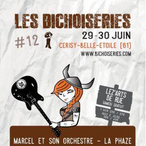LES BICHOISERIES - La Phaze - Hilight Tribe - Soviet Suprem... @ Mont de CERISY BELLE ETOILE - CERISY BELLE ÉTOILE