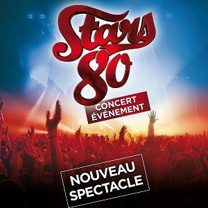 STARS 80 - TRIOMPHE @ Zenith d'Orléans - Orléans
