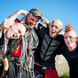Les Ramoneurs De Menhirs + Pipes And Pints + Sons Of O'flaherty