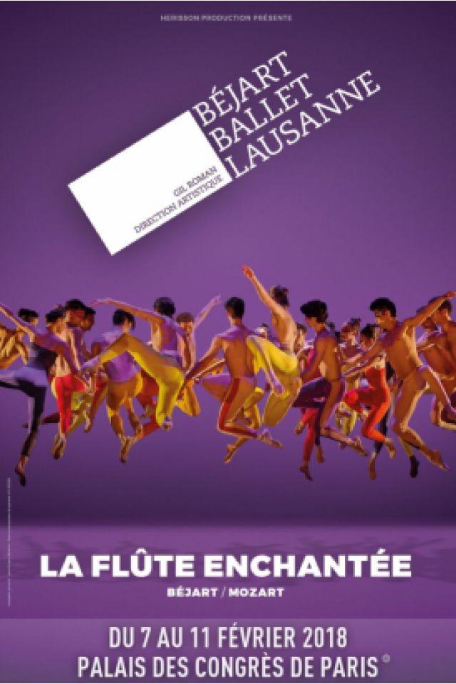 LE BEJART BALLET LAUSANNE @ Le Palais des Congrès de Paris - PARIS