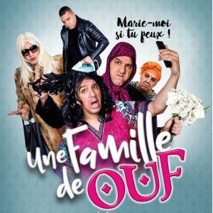 MOHAMED LE SUEDOIS - UNE FAMILLE DE OUF ! @ Théâtre le Colbert  - TOULON