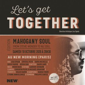Let's Get Together - Mahogany Soul Edition