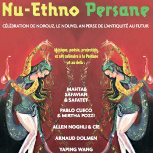 NU-ETHNO PERSANE @ Petit Bain - PARIS