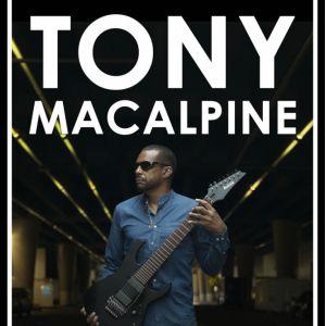 TONY MACALPINE @ Le Ferrailleur - Nantes
