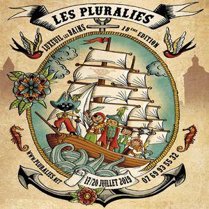 Les Pluralies 2019 - Comme Un Trio - Gallotta