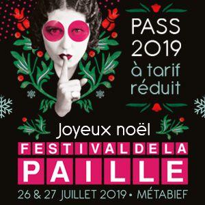 Festival De La Paille 2019 - Pass 2 Jours