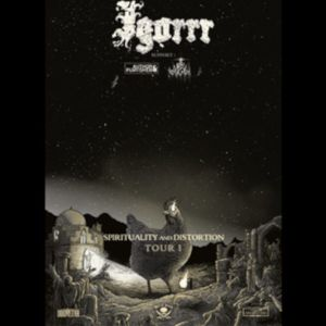 "Igorrr  ""Spirituality And Distortion Tour 1"""