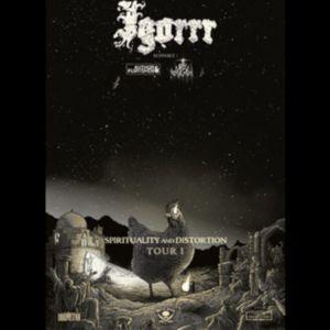 Concert IGORRR + 1ère partie