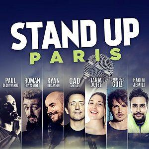 STAND UP PARIS @ L'Européen - Paris