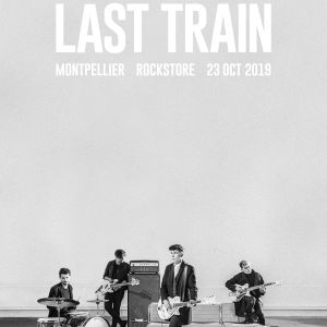 Last Train + Thé Vanille + Ivan & The Parazol