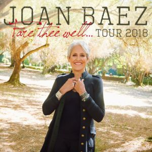 Joan Baez @ Chapiteau - MARCIAC