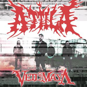Attila + Veil Of Maya