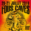FESTIVAL LES FOUS CAVÉS - PASS 2 JOURS